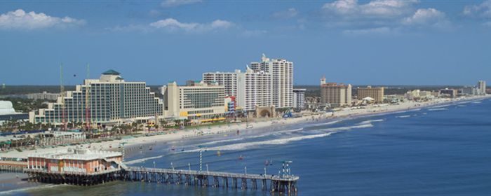 Daytona Beach Attractions Hotels Near Ponce Inlet Amp Blue