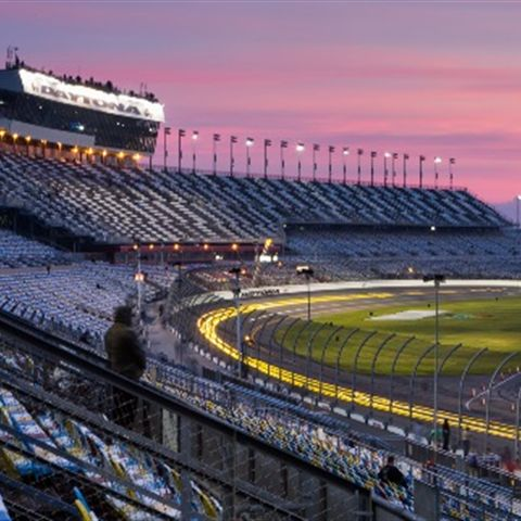 Catch a race at Daytona Speedway when you stay with us