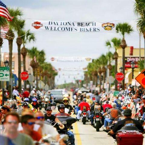 Emerald Shores Biketober Fest during Bike Week